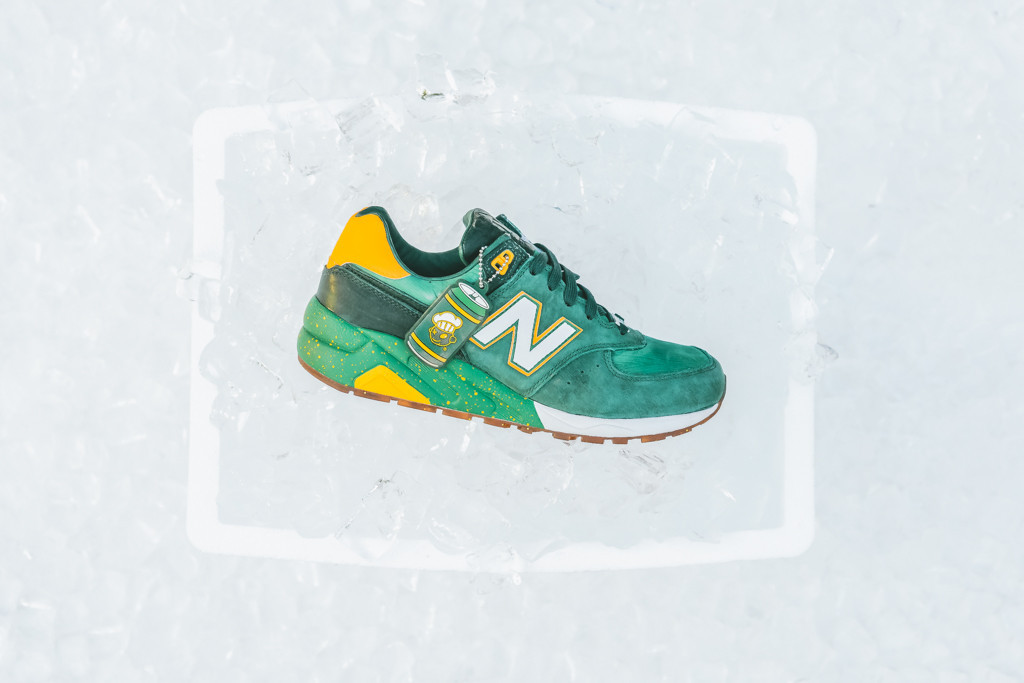 Burn Rubber x New Balance 572 Ginger Ale 1