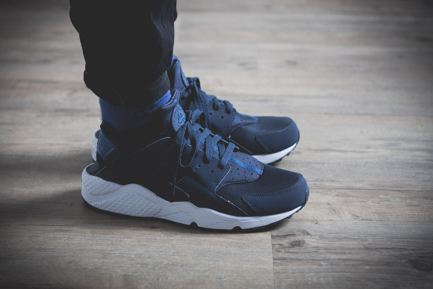 Nike Air Huarache Navy Review 1