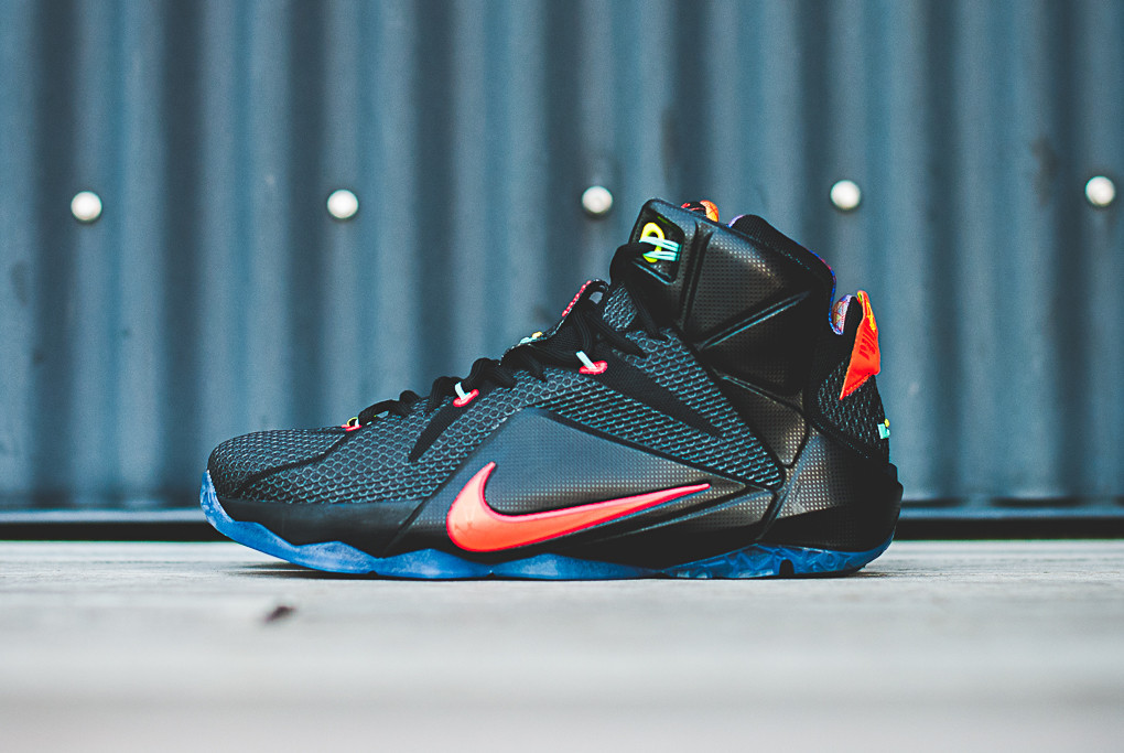Nike LeBron 12 Data 1