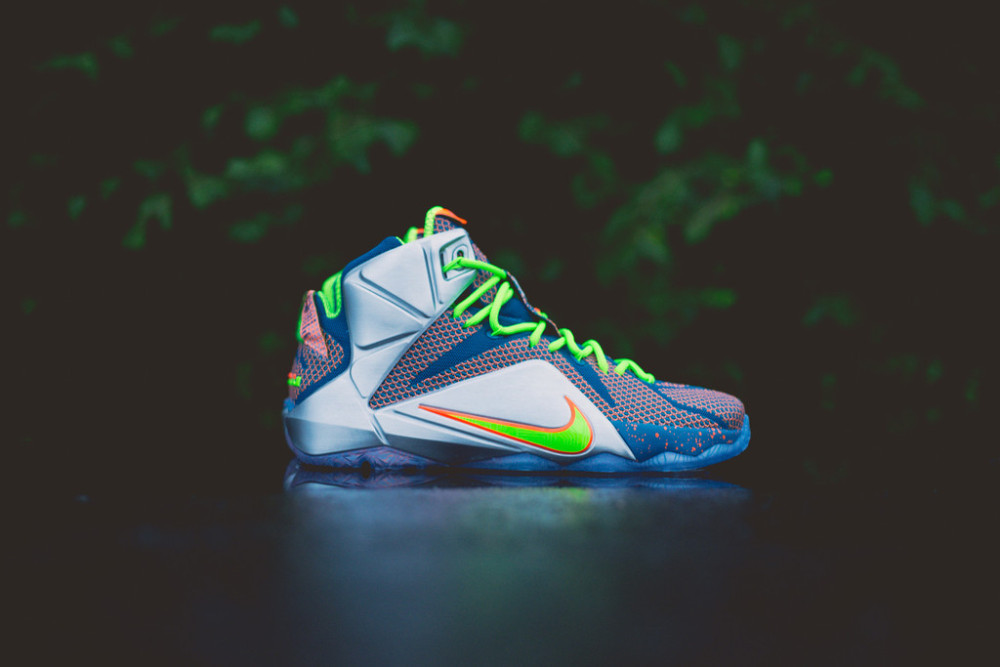 Nike LeBron 12 Trillion Dollar Man 1 1000x667