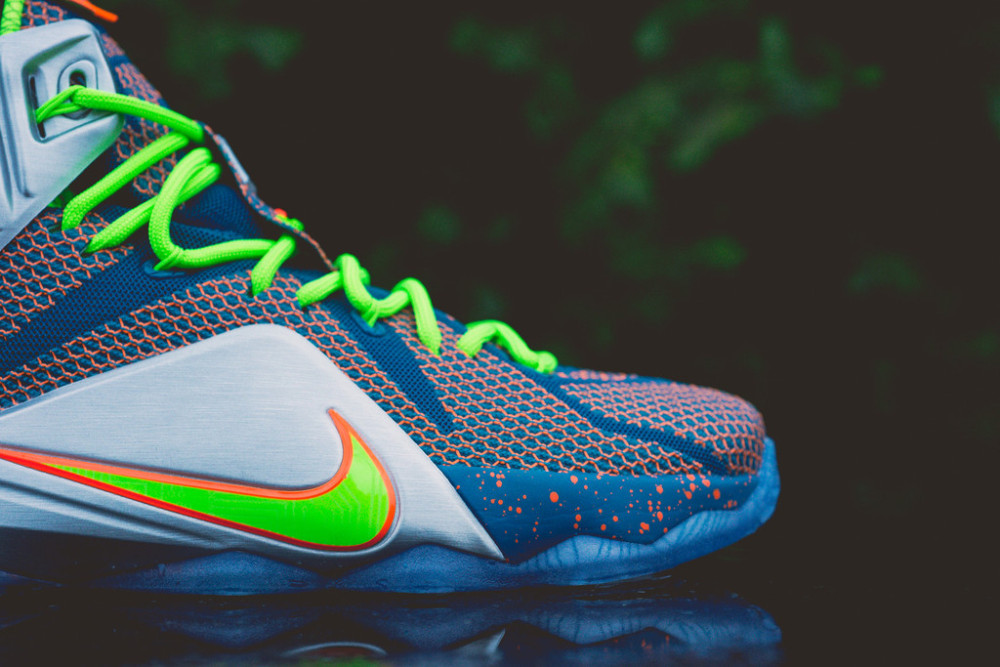 Nike LeBron 12 Trillion Dollar Man 5 1000x667