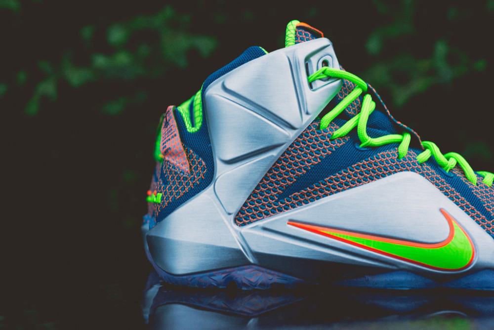 Nike LeBron 12 Trillion Dollar Man 6 1000x668