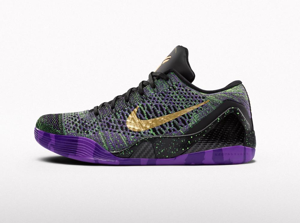 Nike iD Kobe 9 Elite Low Mamba Moment 1000x745