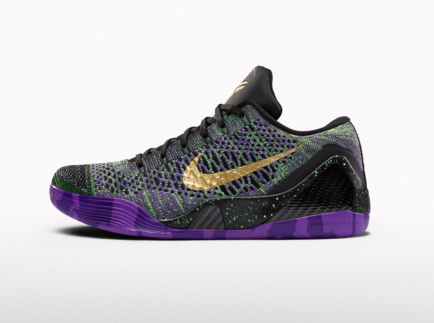 Nike iD Kobe 9 Elite Low Mamba Moment