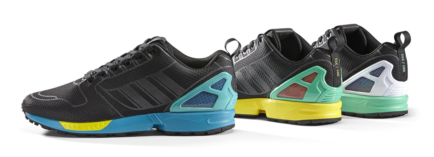 adidas Originals ZX FLUX Commuter Pack 1