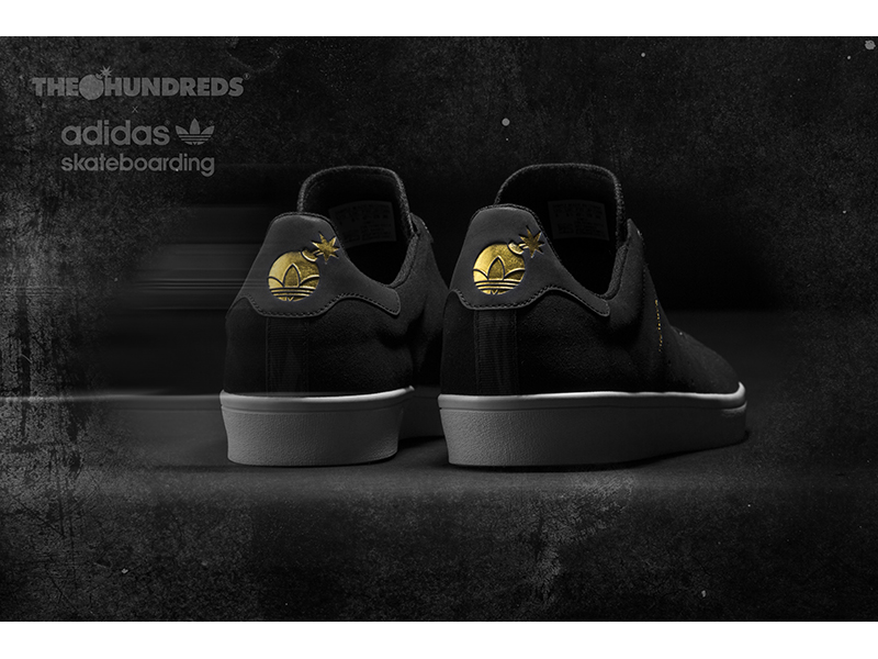 adidas Skateboarding x The Hundreds Bruder Pack 8