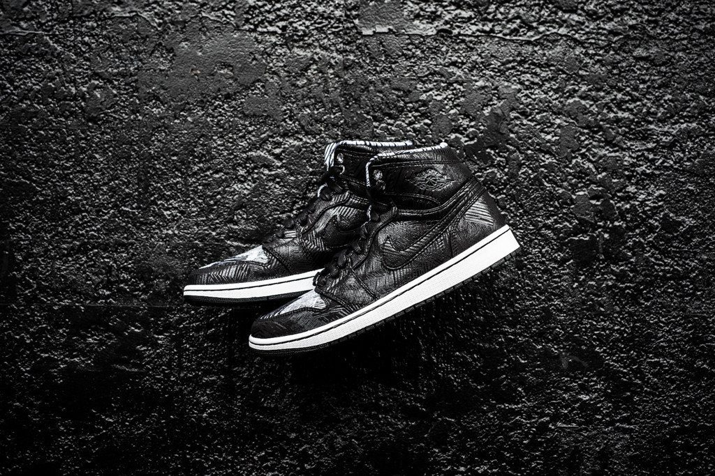 Air Jordan 1 Retro Hi BHM Black History Month 1