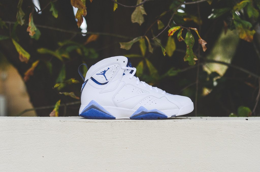 Air Jordan 7 Retro French Blue 1