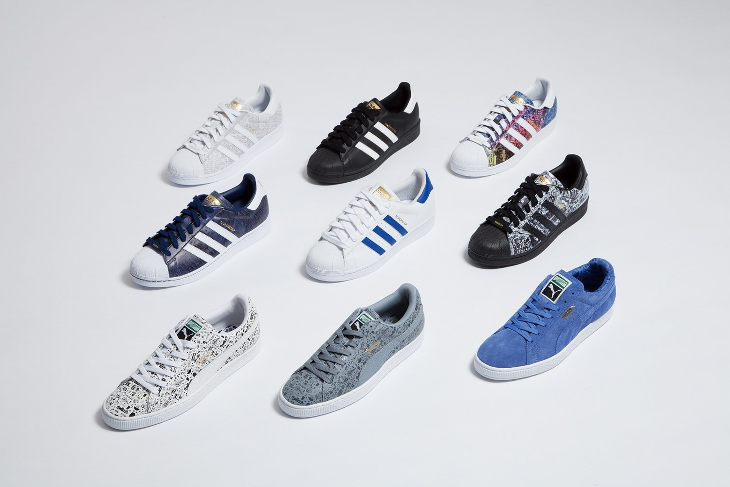 Foot Locker New York Collection 1
