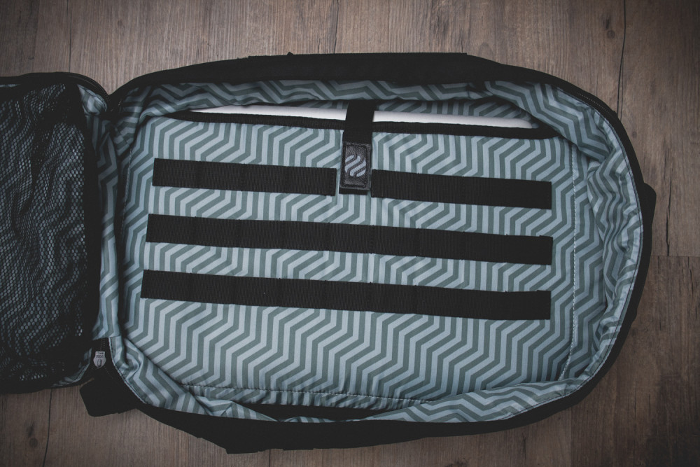 Heimplanet Daypack Monolith Black Review 7 1000x667