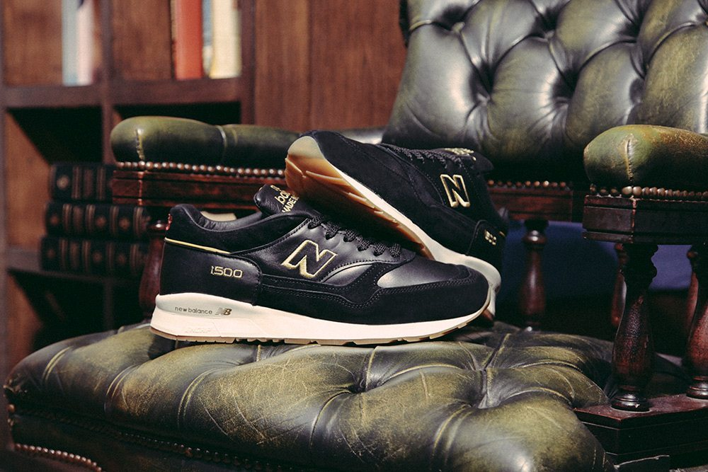 New Balance Footpatrol M1500FPK Encyclopaedia FR 2