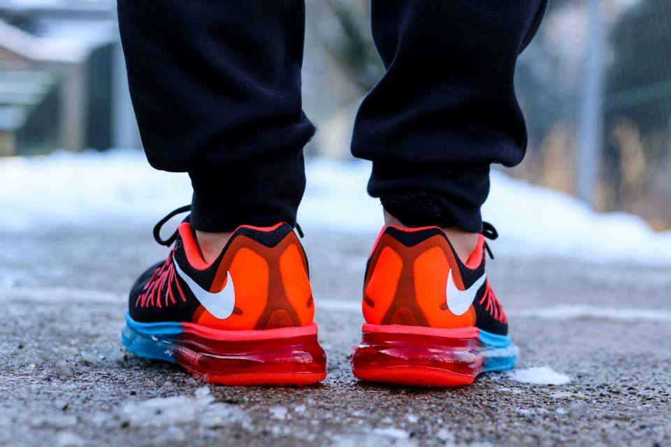 c9b9a50bb9e ... nike air max 2015 blue lagoon bright crimson 2 ...