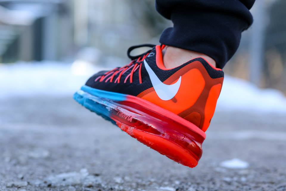 Nike Air Max 2015 Blue Lagoon Bright Crimson 5