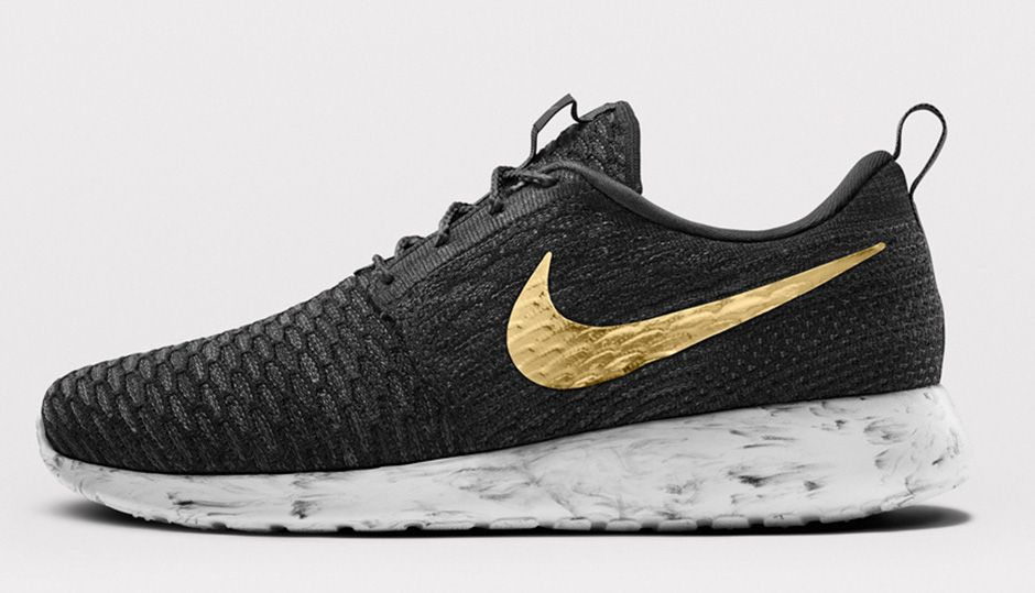 Nike Flyknit Roshe Run iD 1