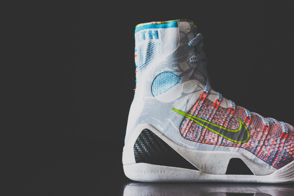 Nike Kobe 9 Elite What The 7 1000x668