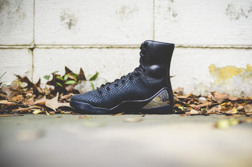 Nike Kobe 9 KRM EXT Black Mamba 1 1000x662