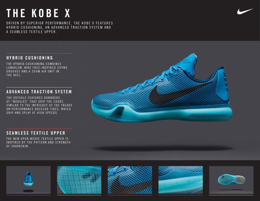 Nike Kobe X 5 1000x773