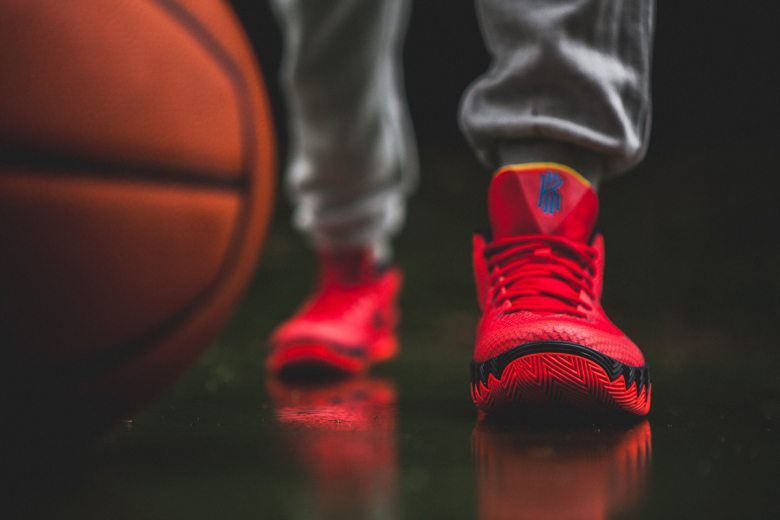 Nike Kyrie 1 Deceptive Red 2