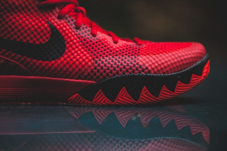 Nike Kyrie 1 Deceptive Red 4