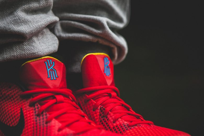 Nike Kyrie 1 Deceptive Red 6