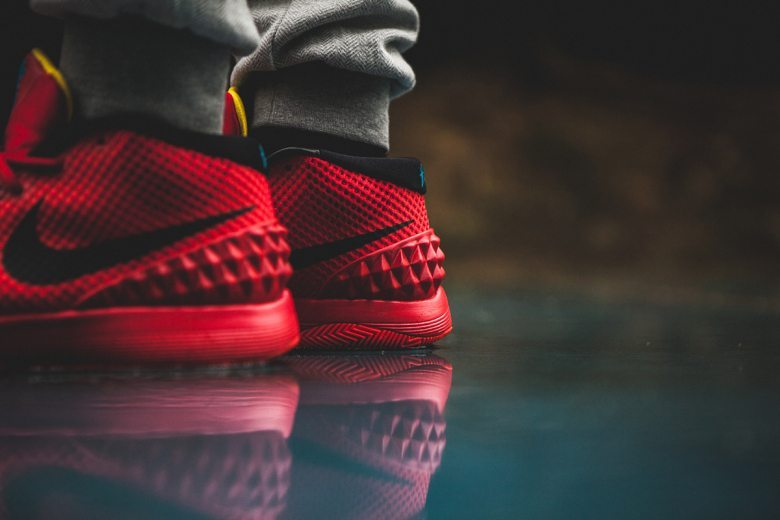 Nike Kyrie 1 Deceptive Red 7