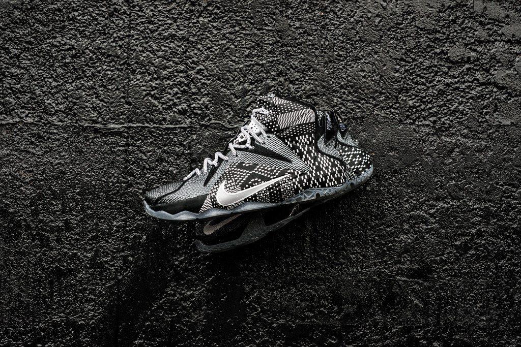 Nike LeBron 12 BHM Black History Month 1