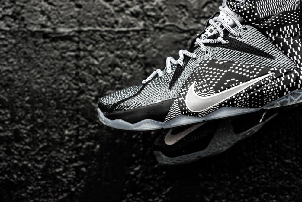 Nike LeBron 12 BHM Black History Month 3 1000x668