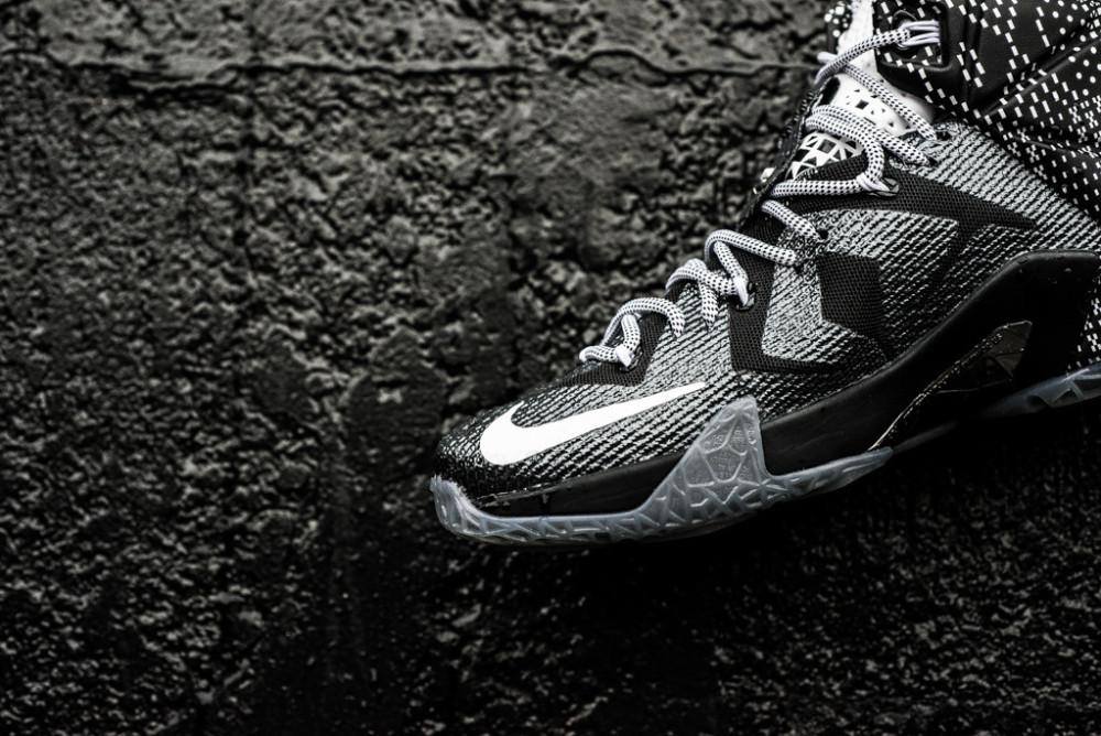 Nike LeBron 12 BHM Black History Month 4 1000x668