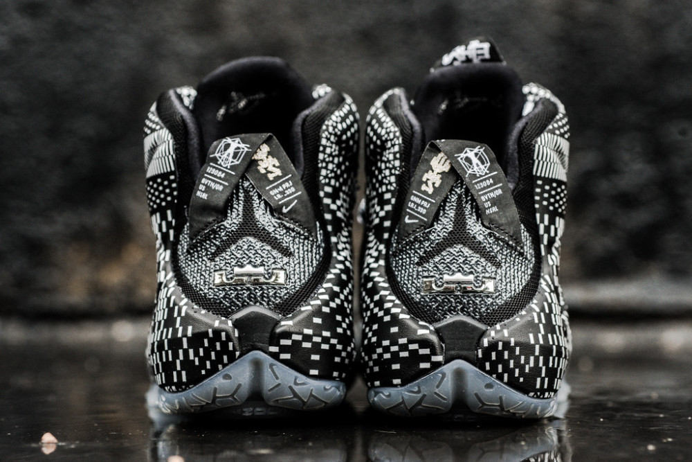 Nike LeBron 12 BHM Black History Month 5 1000x667