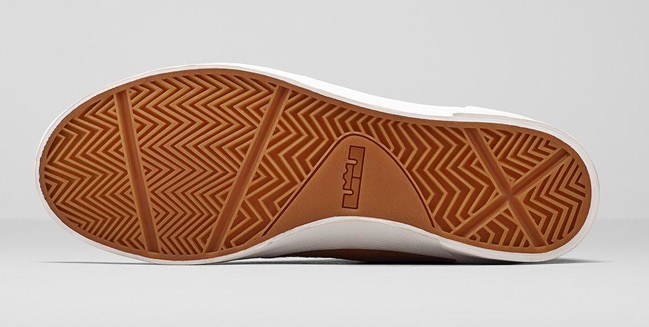 Nike LeBron 12 Lifestyle Camel Hazelnut 6