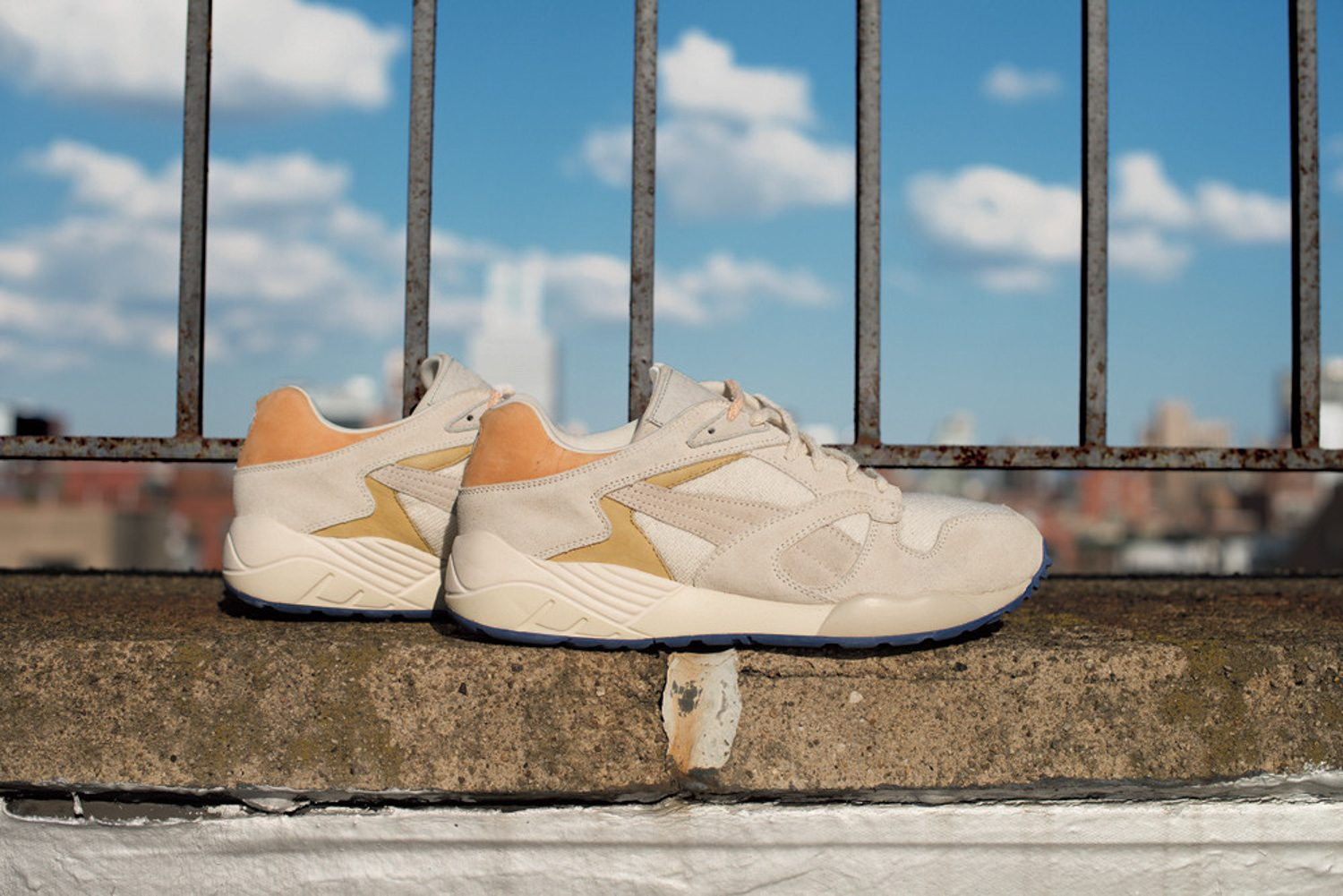 PUMA x BWGH Spring Summer 2015 Collection 1