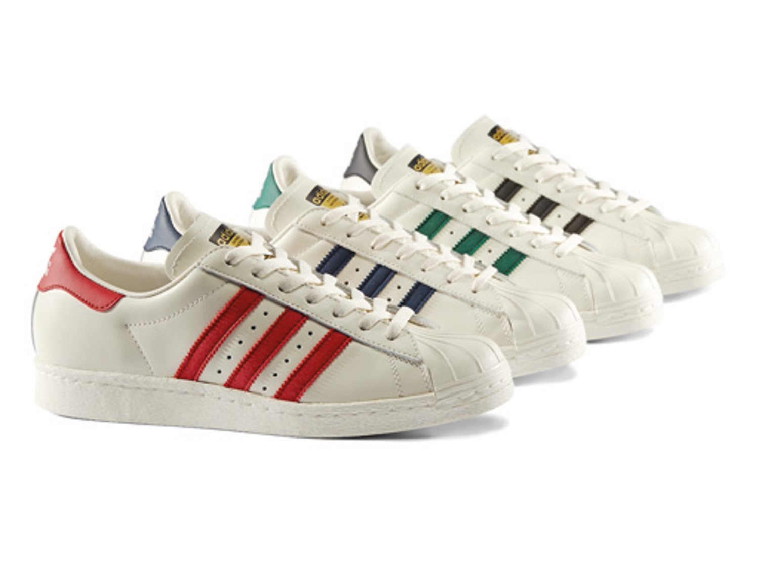 adidas Originals Superstar Vintage Deluxe Pack 5