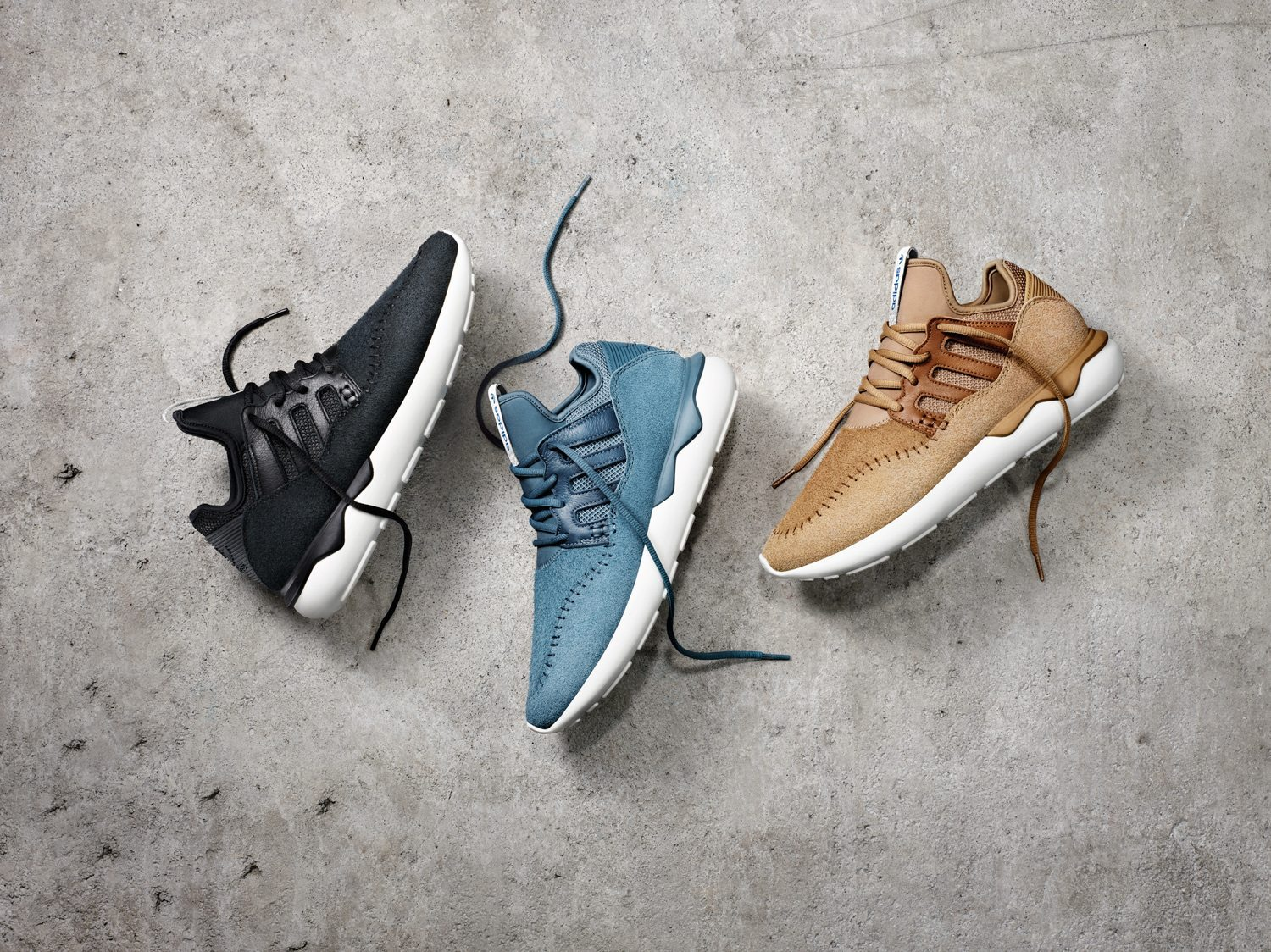 adidas Originals Tubular Moc Runner Tonal Pack 1
