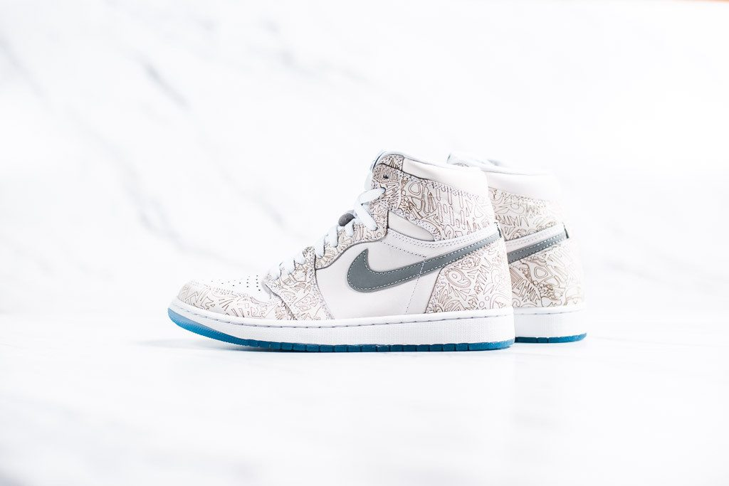 Air Jordan 1 Retro High OG Laser 1
