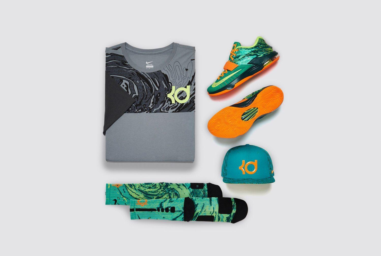 Nike KD7 Weatherman 1