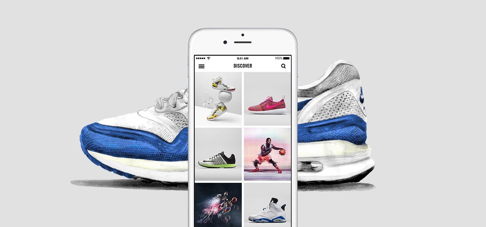 Nike SNKRS Sneaker App 2