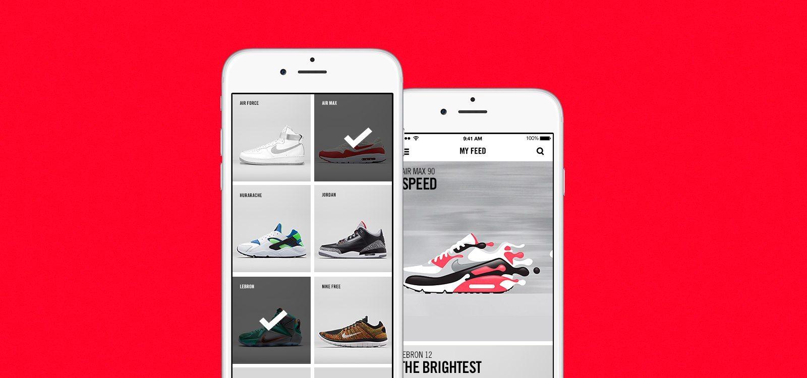 Nike SNKRS Sneaker App 3