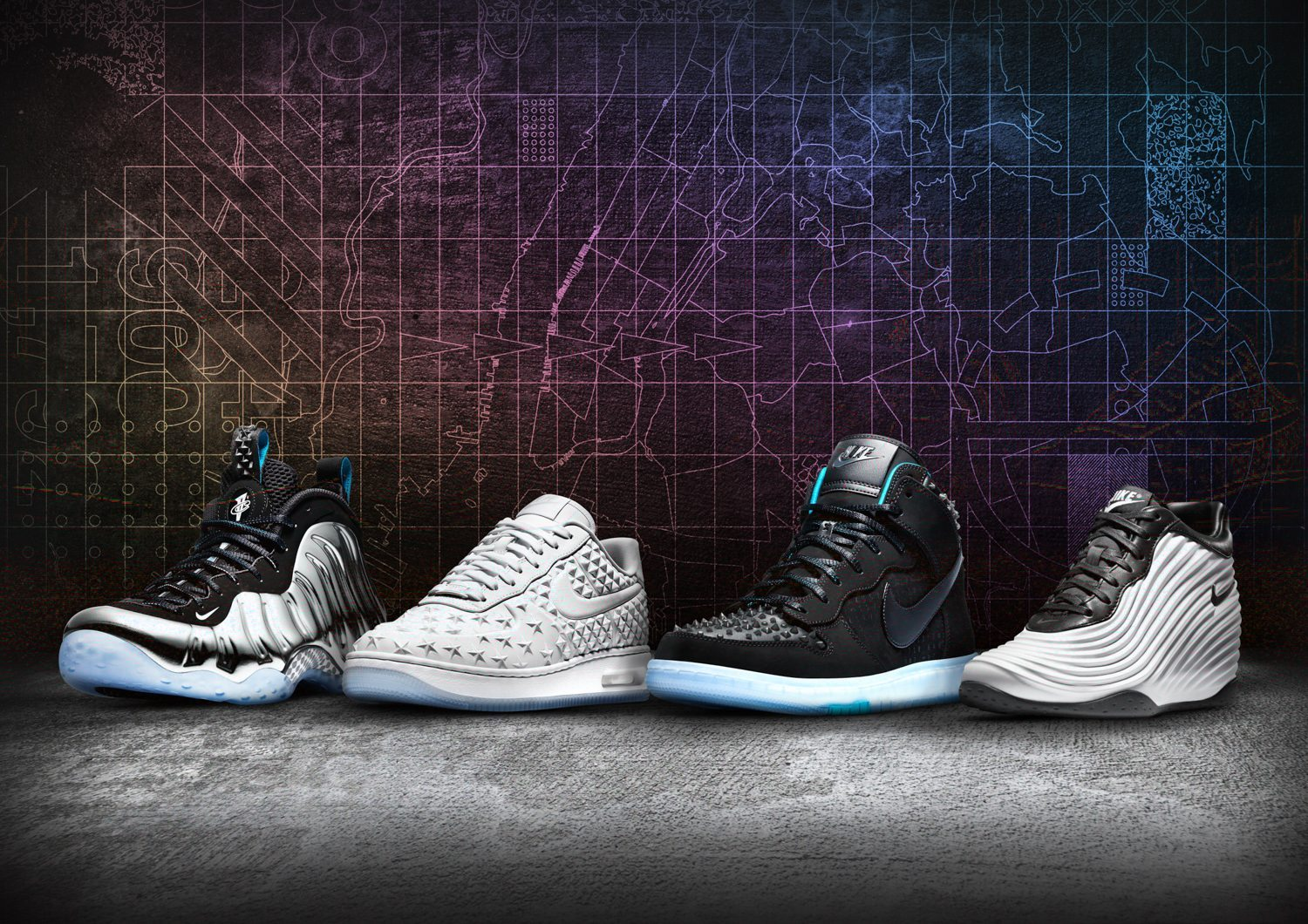 Nike Sportswear Constellatin Collection 25