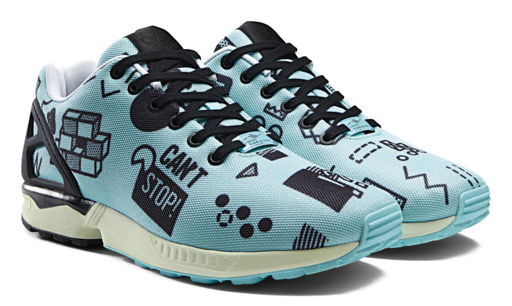 adidas Originals ZX FLUX Placeholder Graphic Pack 4 1000x599