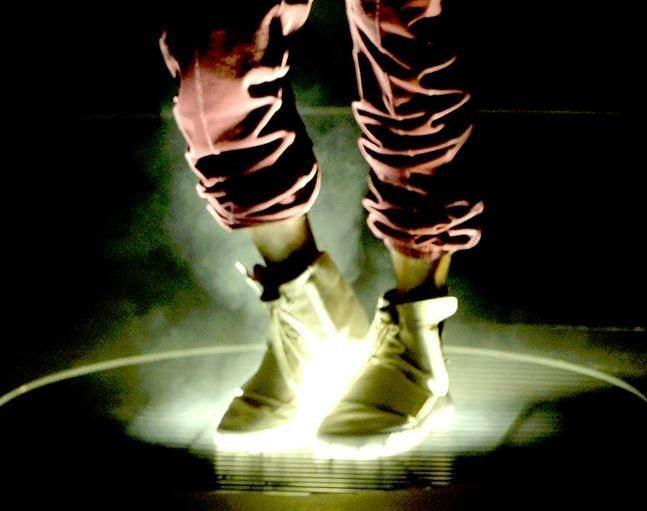 adidas Originals x Kanye West Yeezy Boost 1