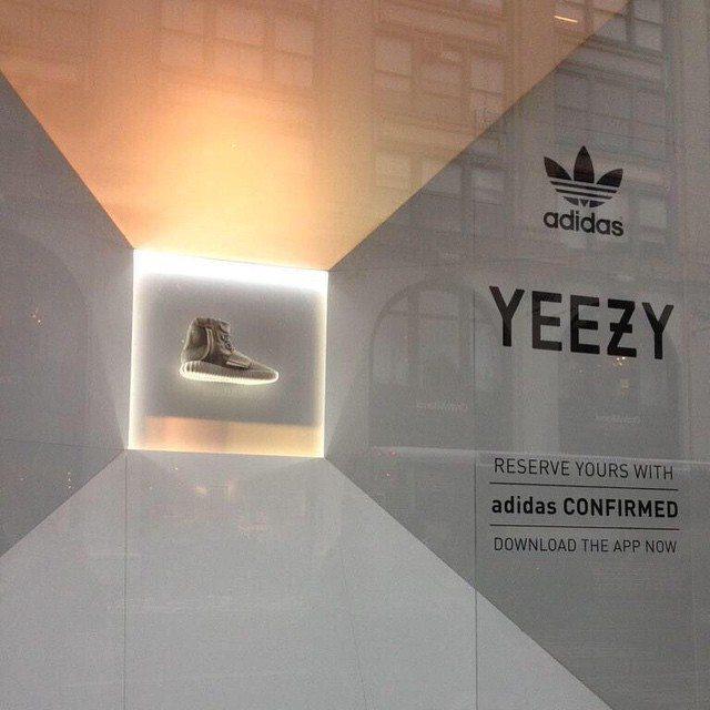 adidas Yeezy 750 Boost x Kanye West 10