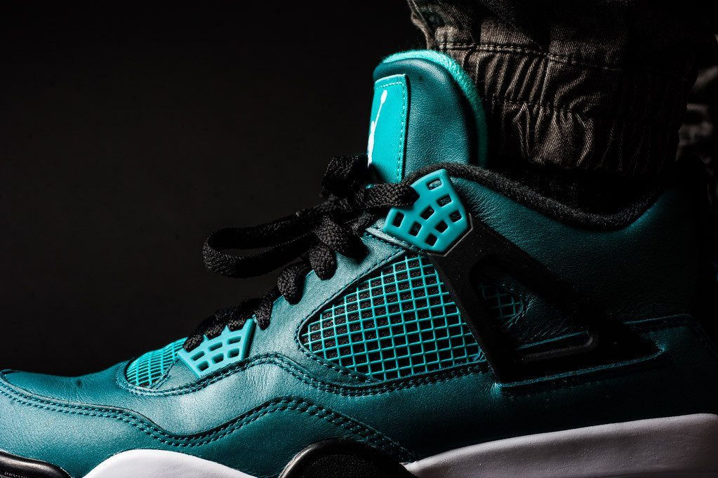 Air Jordan 4 Retro Teal 3