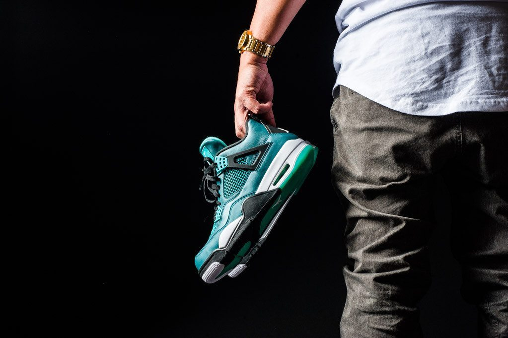 Air Jordan 4 Retro Teal 6