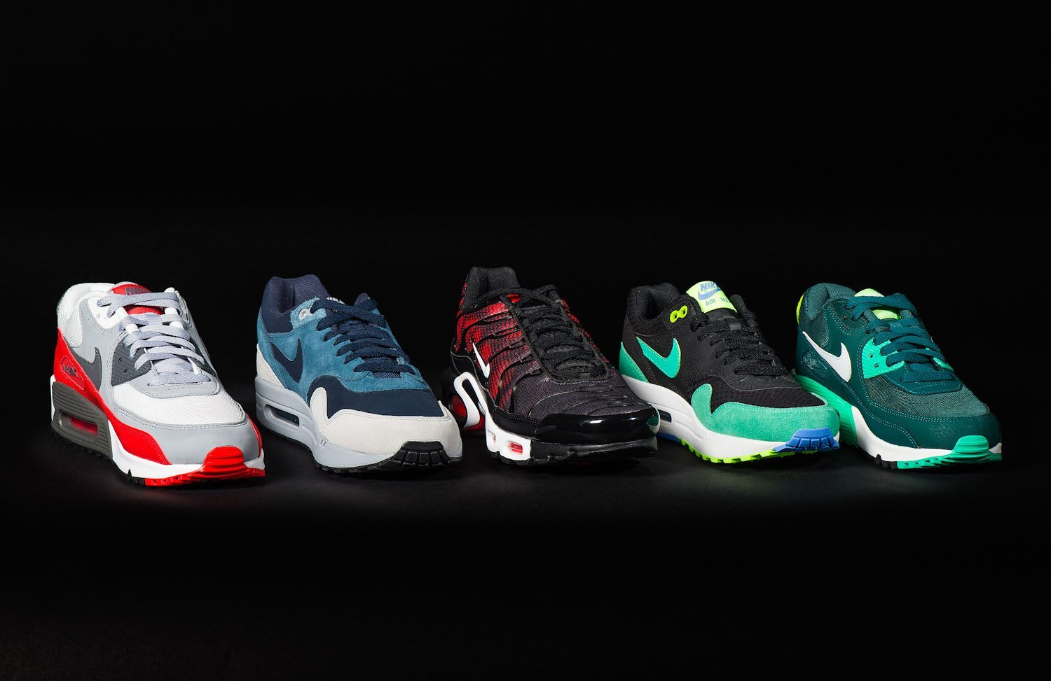 Foot Locker Exclusive Sneakers with Big Personalities 25