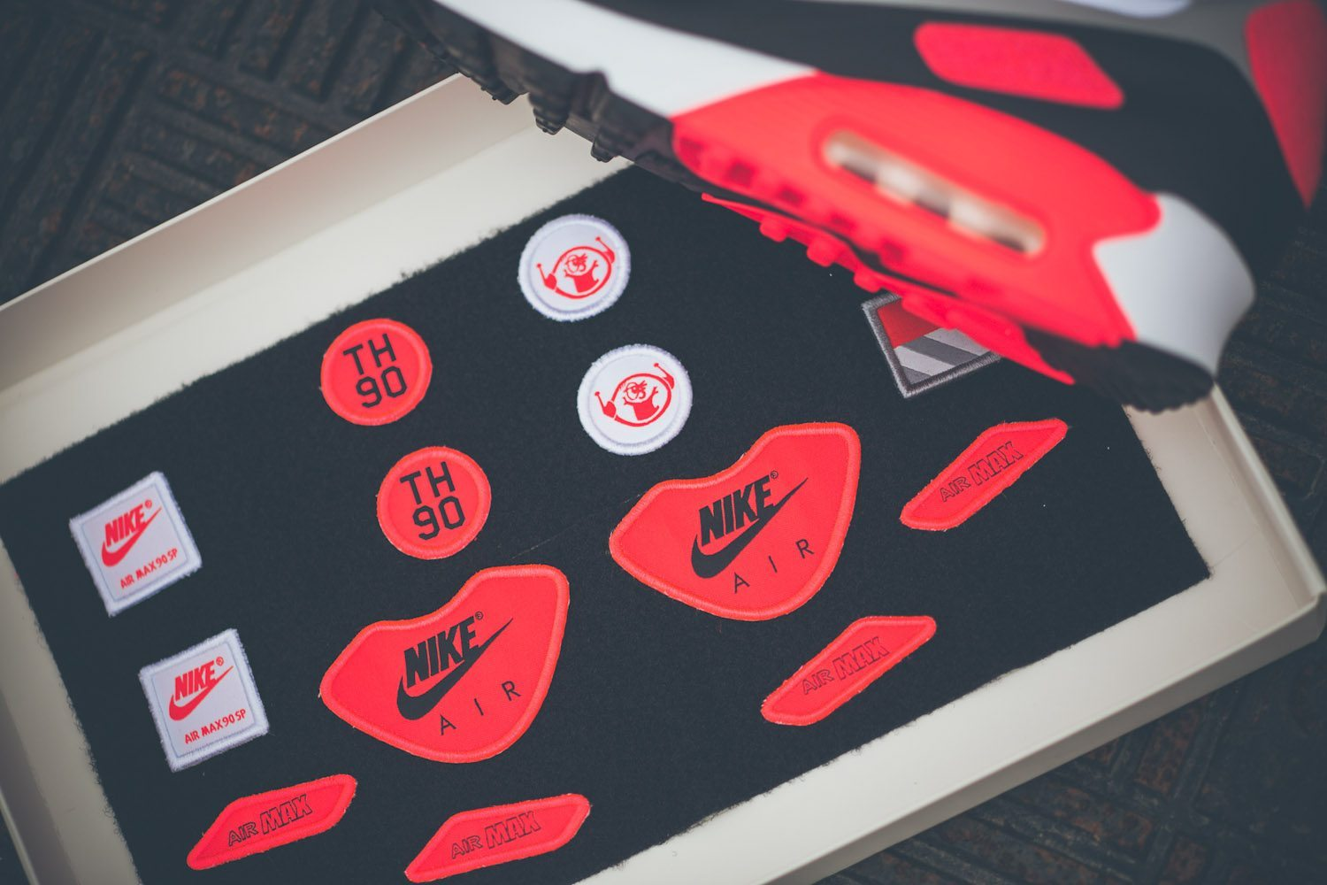 Nike Air Max 90 Patch OG Pack 2