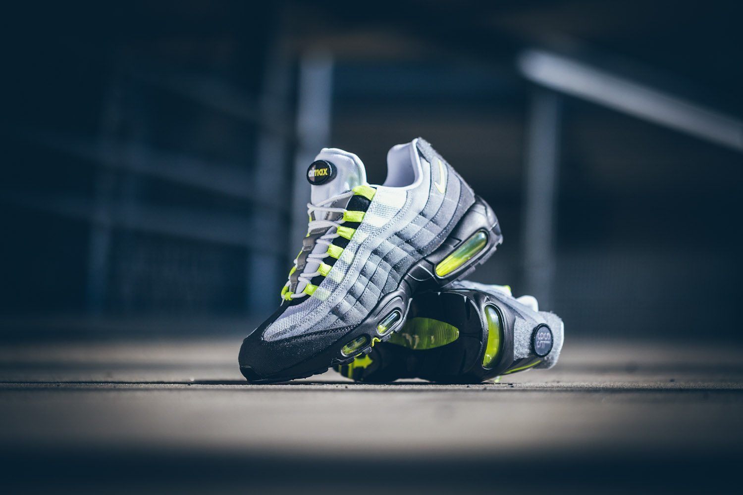 Nike Air Max 95 Patch OG Pack 1