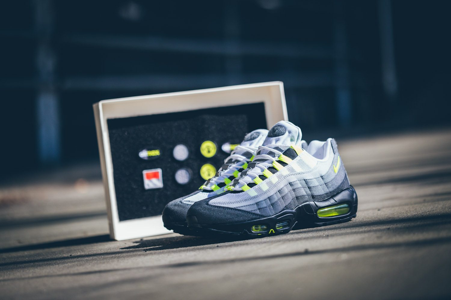 Nike Air Max 95 Patch OG Pack 3