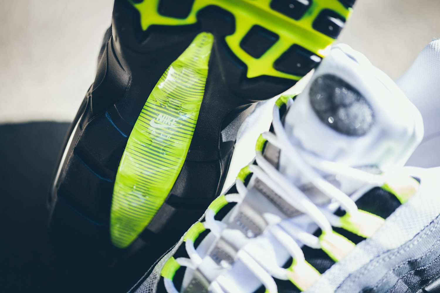 Nike Air Max 95 Patch OG Pack 7