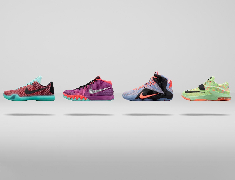 Nike Basketball Easter Kollektion 26