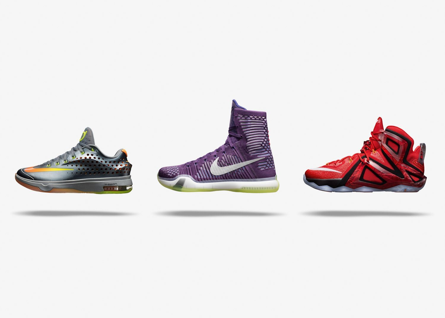 Nike Basketball Elite Series Collections 36
